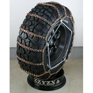4X4 OFFROAD CHAINスパイク付きタイヤチェーン31X10.5-15 265/70-16 265/75-16 275/70-16 265/70-17用受注製作品、即納不可