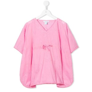 Elizabeth Hurley Beach Kids - Cupid ビーチドレス - kids - コットン - 8歳