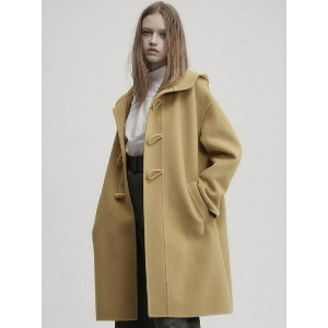 【SALE/20%OFF】beautiful people wool beaver rever duffel coat ビューティフル ピープル コート/ジャケット【RBA_S】【RBA_E】...