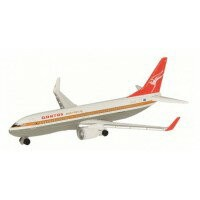 Schuco Aviation Quantas Boeing B737-800 カンタス航空 1/600スケール 403551667