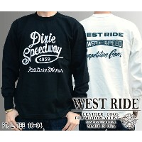 【WEST RIDE/ウエストライド】ロングスリーブ/PT.L.TEE 16-04★REAL DEAL