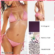 ★Victoria's secret★セールTassel Triangle Top/Ruched Bottom Victoria's secret(ヴィクトリアシークレット) バイマ BUYMA