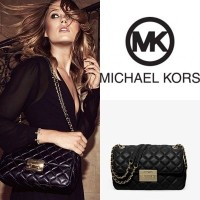Sloan Large Quilted-Leather Shoulder Bag Michael Kors(マイケルコース) バイマ BUYMA