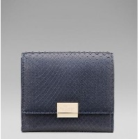 【関税・送料込】★SMYTHSON★GROSVENOR FRENCH PURSE IN PYTHON SMYTHSON(スマイソン) バイマ BUYMA