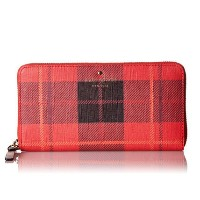 ケートスペード Fairmount Lacey Wallet ?Cherry Liqueur Multi kate spade new york(ケイトスペード) バイマ BUYMA