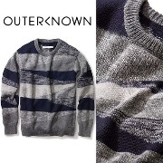 【OUTER KNOWN】アウターノーン☆コスタクルーニット☆ Outer known(アウターノウン) バイマ BUYMA
