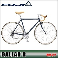 フジ FUJI 正規販売店 自転車 FUJI 2017 BALLAD R (CROSS BIKE) NAVY