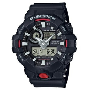 【新品】G-SHOCK GA-700-1AJF CASIO カシオ