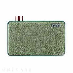 EMIE Bluetooth スピーカー CANVAS Green 《納期約2週間》