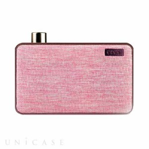 EMIE Bluetooth スピーカー CANVAS Pink 《納期未定》