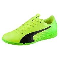 プーマ エヴォスピード 17.5 IT メンズ Safety Yellow-Puma Black-Green Gecko