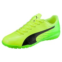 プーマ エヴォスピード 17.4 TT メンズ Safety Yellow-Puma Black-Green Gecko