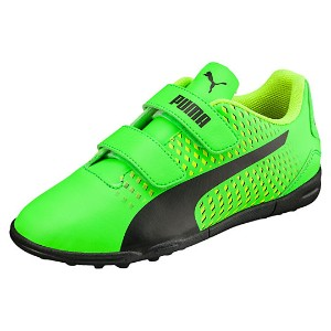 プーマ アドレーノ III TT V JR ユニセックス Green Gecko-Puma Black-Safety Yellow