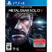 [cpa][c:0][b:10][s:0.20]Metal Gear Solid V Ground Zeroes (輸入版:北米) - PS4