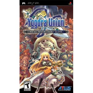 Yggdra Union We'll Never Fight Alone (PSP 輸入版 北米)