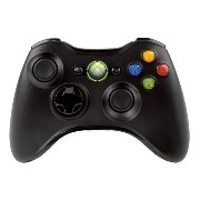Official Xbox 360 Wireless Controller Black (輸入版)