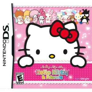Loving Life with Hello Kitty & Friends (DS輸入版:北米)