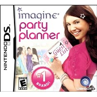 Imagine Party Planner (輸入版:北米) DS