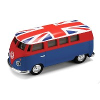 グリーンハウス USBメモリ- 8GB (VW Microbus UK) UFDVM8G-UK