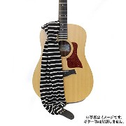 Capturing Couture キャプチャリンクチュール ギターストラップ Jamie Scarf Guitar Strap