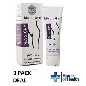 MultiGyn Actigel 50ml **3 PACK DEAL** by Multi-gyn