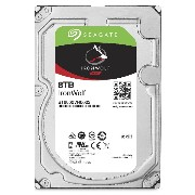 【Amazon.co.jp限定】Seagate 内蔵HDD IronWolf 3.5inch SATA 6Gb/s 8TB メーカー保証3年+1年 ST8000VN0022/EWN (FFP)