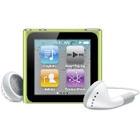 Apple iPod nano 16GB グリーン MC696J/A