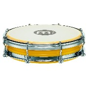 "MEINL Percussion マイネル タンボリン Floatune Tamborim 6"" ABS Yellow TBR06ABS-Y 【国内正規品】"