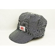 ROUND HOUSE (ラウンドハウス) / #88 ENGINEER CAP HICKORY STRIPE