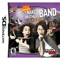 Rock University Presents: The Naked Brothers Band The Video Game (輸入版)