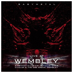 ビーエムドットスリー BABYMETAL / 「LIVE AT WEMBLEY」BABYMETAL WORLD TOUR 2016 kicks off at THE SSE ARENA...