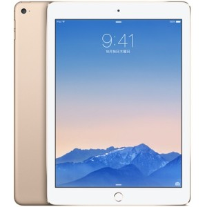 iPad Air2 128GB Gold wi-fiモデル