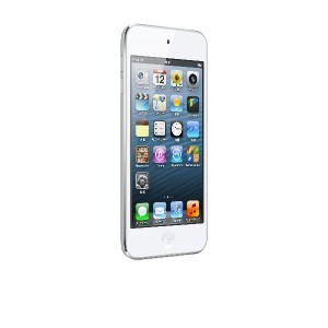 Apple iPod touch 32GB ホワイト&シルバー MD720J/A