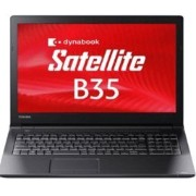 東芝 Dynabook Satellite MS Office搭載 PB35READ4R7HD81 Win7 Pro 32/64Bit Core i5 4GB 500GB 15.6型液晶搭載ノートパソ...