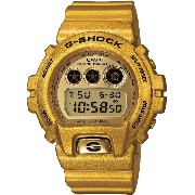 [カシオ]CASIO 腕時計 G-SHOCK Crazy Gold DW-6900GD-9JF メンズ
