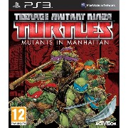 Teenage Mutant Ninja Turtles Mutants in Manhattan (輸入版:北米) - PS3
