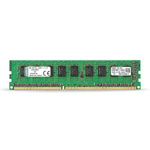 キングストン Kingston サーバー用 メモリ DDR3L-1333 (PC3L-10600) 4GB ECC CL9 DIMM Single Rank 1.35V KVR13LE9S8/4...