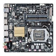 ASUSTeK Intel H110搭載 マザーボード LGA1151対応 H110T 【Thin Mini-ITX】