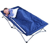 Regalo My Cot Deluxe Portable Bed, Navy New Born, Baby, Child, Kid, Infant by Baby & Child [並行輸入品]