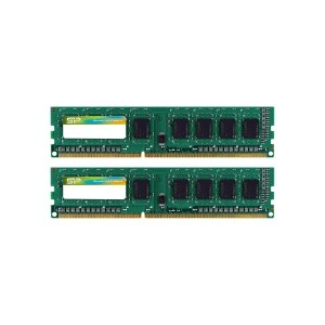 Silicon Power DDR3 240 Long-DIMM DDR3 1600 PC3 8GB*2