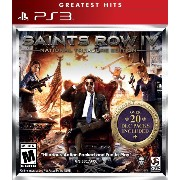 Saints Row IV: National Treasure