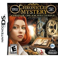 Chronicles of Mystery: Curse of the Ancient Temple (輸入版)