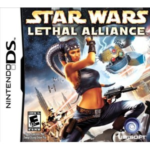 Star Wars: Lethal Alliance (輸入版:北米) DS