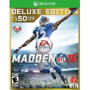 Madden NFL 16 (Deluxe Edition) (輸入版:北米) - XboxOne