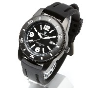 [Smith & Wesson]スミス&ウェッソン ミリタリー腕時計 PARATROOPER WATCH BLACK SWW-5983 [正規品]