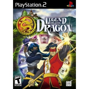 Legend of the Dragon (輸入版:北米) SP2
