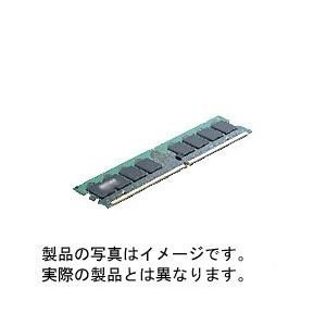 アドテック DDR2 667/PC2-5300 Unbuffered DIMM 2GB×2枚組 ADS5300D-2GW