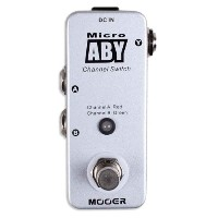 MOOER ムーア コンパクトエフェクター 【A-Bスイッチ】 Micro ABY