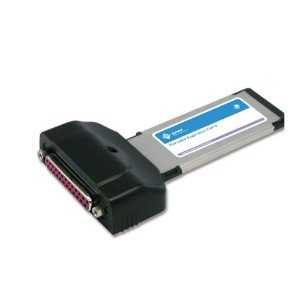 SUNIX 1port Parallel ExpressCard/34