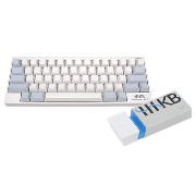 Happy Hacking Keyboard Professional2 Type-S 白/無刻印(英語配列)EneBRICK セット KB400WNS-EB01AH